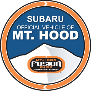 Subaru - The Official Vehicle of Mt. Hood